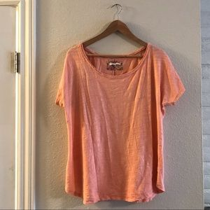 Anthropologie Pure + Good tee